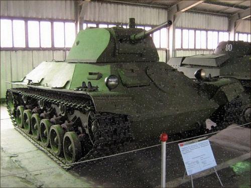 Советский легкий премиумный танк «Т-127» | KoldunBlog